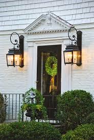front d front door lights n82