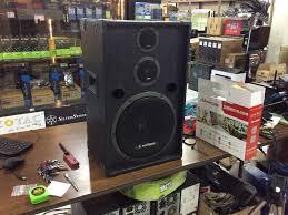speakers 12. koncert 3-way speakers (1 pair) 12\ 12 l