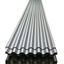 china galvanized corrugated steel sheet for roof panels