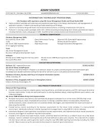 Database Developer Resume Template Classy Sql Sample Resumes Goalgoodwinmetalsco