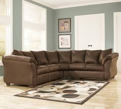 ashley furniture sectional couches. Contemporary Ashley Ashley Sectional Sofa  Furniture Couches With  Oversized Ottoman And U