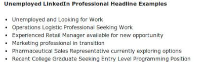 7 Linkedin Headline Tips That Get You Hired Jerry Jay Hunter