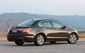 Honda Accord Reviews And Rating Motor Trend