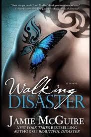 lost in a book beautiful disaster walking disaster jamie mcguire