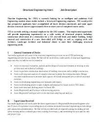 Structural Engineer Job Description – Hflser