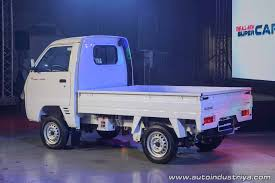 2018 suzuki truck. plain truck rear quarter of the new suzuki super carry u201c for 2018 suzuki truck