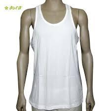 Organic herbal dyed men's innerwear <b>vest round neck sleeveless</b> ...