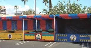 Wooden Carnival Games Carnival Booths Games 45