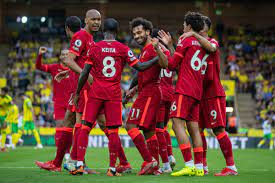 Norwich 0-3 Liverpool: Player Ratings - Liverpool FC - This Is Anfield
