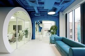 offices interiors archdaily page 4 optimedia media agency office nefa architects office interior design ideas advertising office design