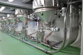 Powder Transfer System Design Powder Conveying Transfer Systems Pneumatic Vacuum