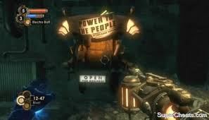 Bioshock Vending Machine Delectable Ryan Amusements BioShock 48 Guide