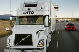 Budweiser Designated Driver Commercial Video Uber Self Driving Truck Packed With Budweiser Makes First