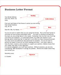 40 Sample Business Letters In Pdf
