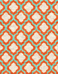 orange grey and white rug orange and grey rug blue and orange rug rugs unique round