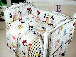 baby mickey mouse crib bedding sets mickey mouse bedding for crib mouse crib bedding baby cotton