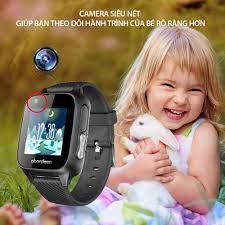 Đồng hồ định vị cao cấp Abardeen V3 Video call 4G | Camera chụp hình |  Chống nước IP67