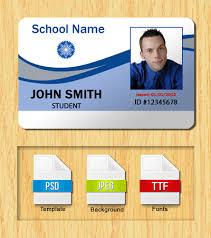 Id Cards Template Id Card Template Download Under Fontanacountryinn Com