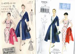Vogue Pattern Awesome Vintage Vogue Search PatternVault