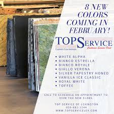top service testimonials