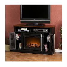 Chatsworth Electric Fireplace Media Console  Two Tone  Samu0027s ClubSams Club Fireplace