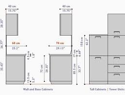 What Is The Standard Height For Kitchen Cabinets