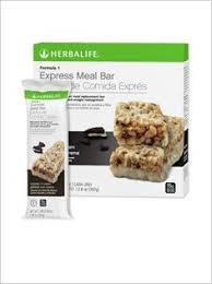 herbalife formula 1 express meal bar awesomeeee have your shake in a bar