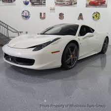 ferrari 2014 white. 2014 ferrari 458 italia italia white 15635579 white