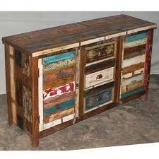 recycled wooden furniture. Order Now; RECLAIMED TIMBER 3 DRAWERS SIDE BOARD Recycled Wooden Furniture