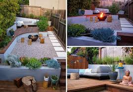 Landscape Design For Small Backyards Classy This Small Backyard In San Francisco Was Designed For Entertaining