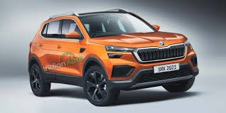 It is an embodiment of striking design aesthetics. 2021 Skoda Kushaq Rendered In Production Form Launch Nears