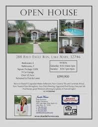 realtor open house flyers latest flyer templates microsoft publisher 2010 creating flyers from