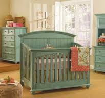 rustic crib furniture. Rustic Nursery Furniture Turquoise Baby Crib Love This Teal Color Hardwood Varnished Curtain Dresser Cozy Mattress C