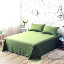 army green comforter cotton plain solid color bedding sets duvet covers single twin full queen king size bed sheets linen in from cover hunter cov