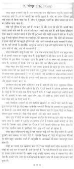 essay on horse for kids in hindi