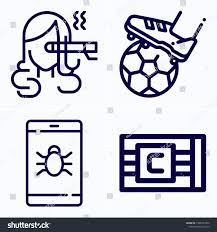 Football Outline Template Magdalene Project Org