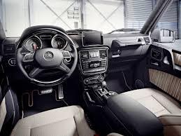 2016 mercedes g wagon interior. Unique Interior 2016 MercedesBenz GClass Interior Design Steering Wheel Throughout Mercedes G Wagon R