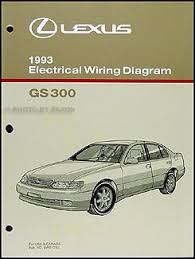 2001 lexus gs300 electrical wiring diagram 2001 1993 lexus gs 300 wiring diagram manual original on 2001 lexus gs300 electrical wiring diagram