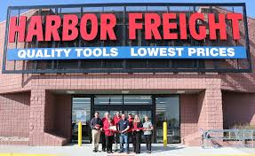 harbor freight opens for business