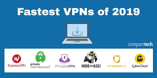 Internet Service Provider Speed Comparison Chart What Is The Fastest Vpn These Are Our 2019 Speed Test Winners