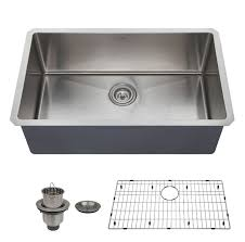 Best Single Bowl Kitchen Sink Reviews Buying Guide Bkfh