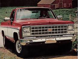 1980 Chevrolet Pickup - Information and photos - MOMENTcar