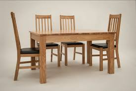 oak dining room sets. Extending Oak Dining Table Set With 6 Or 8 Chairs Room Sets N