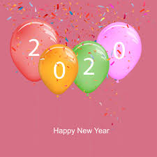 Image result for hapy new year balloons