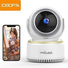 Mibao Security <b>Camera IP Camera 1080P WiFi</b> Surveillance ...