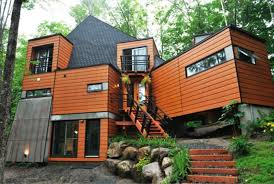Affordable Container House947Architects