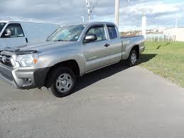 Used 2014 Toyota Tacoma in Sydney - Used inventory - Breton Toyota ...