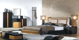 Leather Bedroom Set Classic Black And Gold White Faux – curatedesigns.co