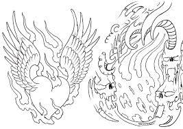 Free tattoo flash sheets