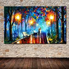 Oil Paintings For Living Room Hand Painted Modern Home Decor Living Room Hall Wall Art Picture
